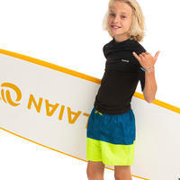 Short de surf BS100– Garçons