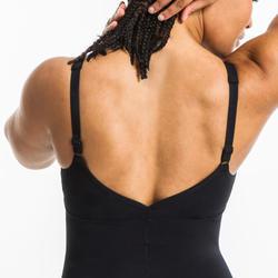 Bañador Una Pieza Aquagym Hina Wing Back Mujer Negro
