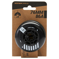 4 roues roller freeride MF 76mm 86A