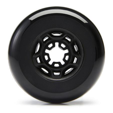 Roda Sepatu Roda Freeride 80 mm 86 A 4 Pak - Putih