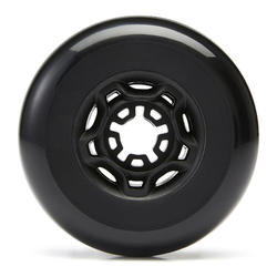 4 wielen freeride skates MF 76 mm 86A zwart