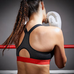 Beschermende sportbeha voor boksen 500