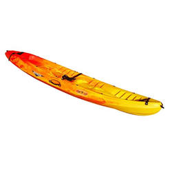 CANOE KAYAK RIGIDE OCEAN DUO ROTOMOD 2 ADULTES + 1 ENFANT