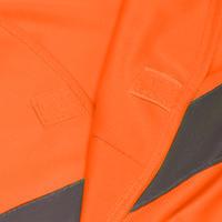 "Gerai matoma dviratininko liemenė ""500"", EN1150, oranžinė"