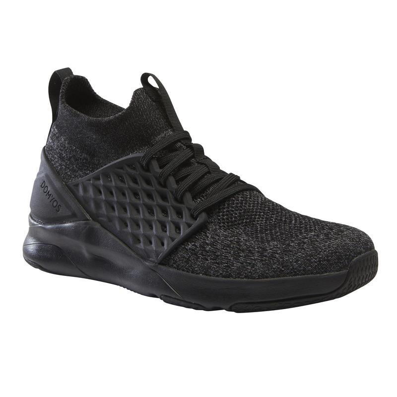 Men's Fitness Shoes 520 - Black