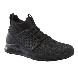 男款健身鞋520 - 黑色
