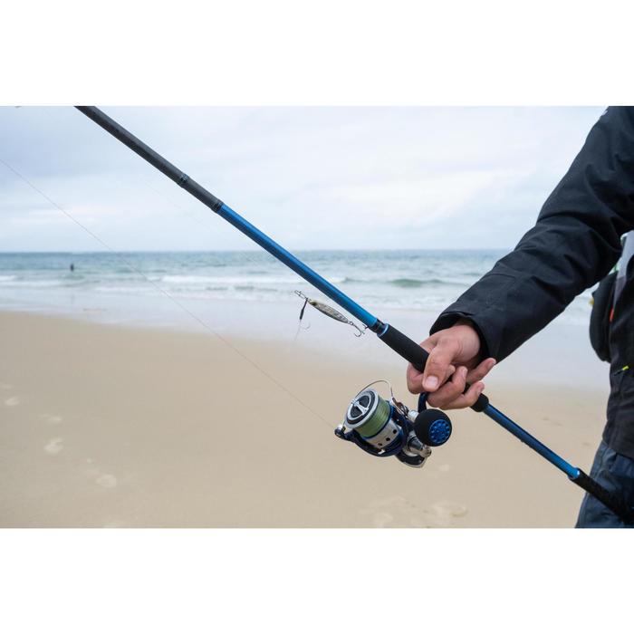 Hengel voor kunstaasvissen op zee Ilicium-500 360