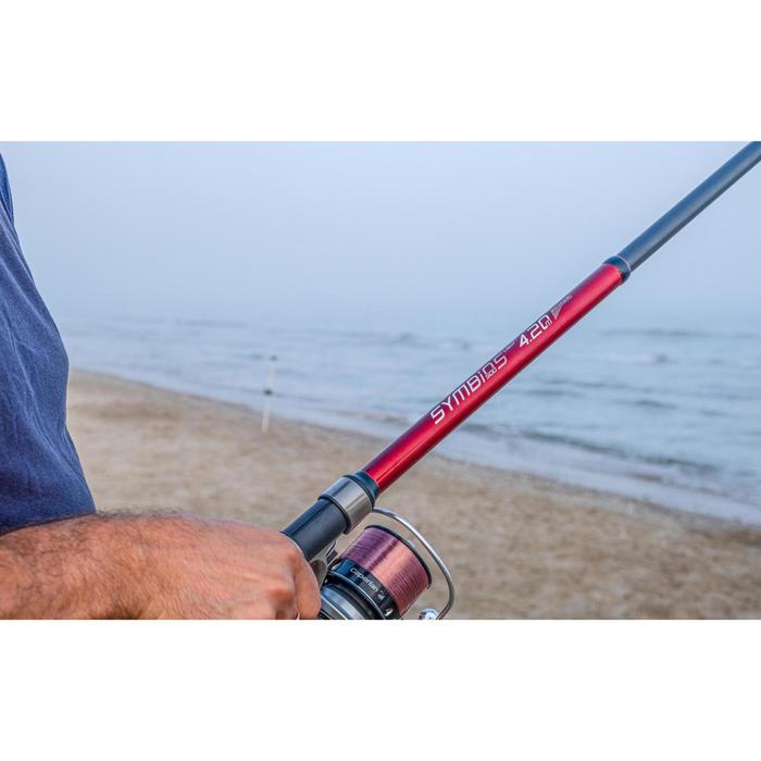 Canne de pêche en surfcasting SYMBIOS LIGHT-500 390 TELESCO