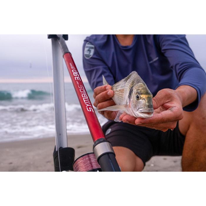 Conjunto de Cana de Pesca em Surfcasting e Carreto SYMBIOS LIGHT-500 390