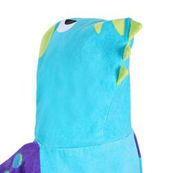 小型毛巾衣500-怪獸款