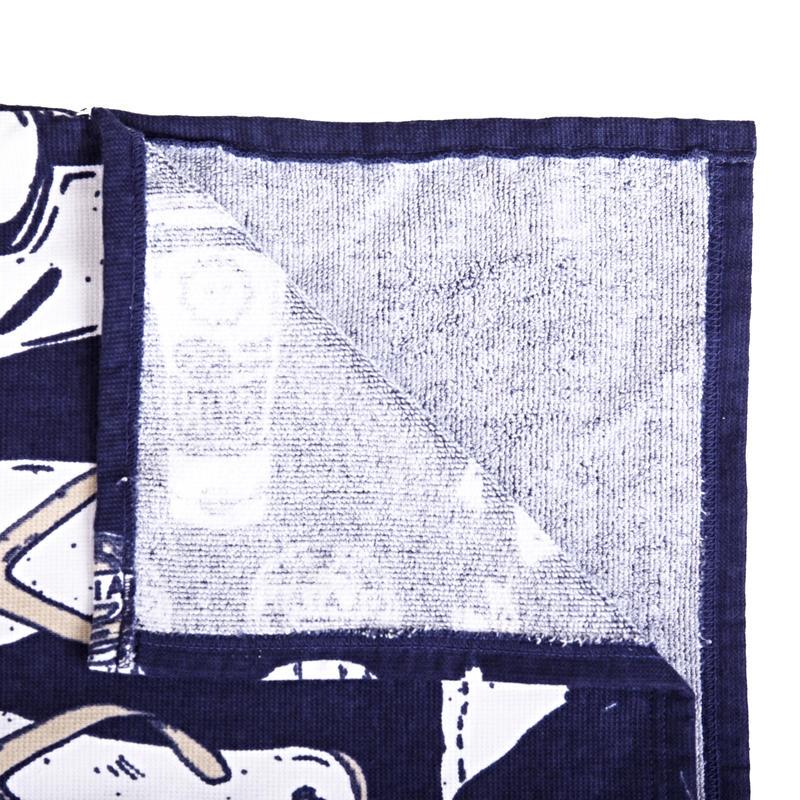 CN KIDS' PONCHO 550 - ICON BLUE