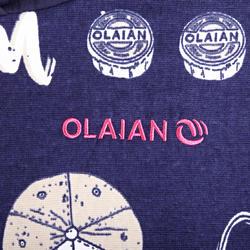 兒童款毛巾衣550-圖示款藍色