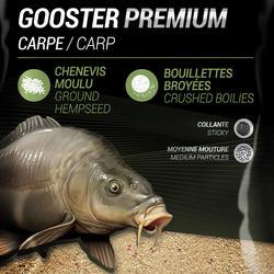 AMORCE GOOSTER PREMIUM CARPE 1kg