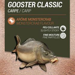 ENGODO GOOSTER CLASSIC CARPA LARANJA MONSTER CRAB 1kg
