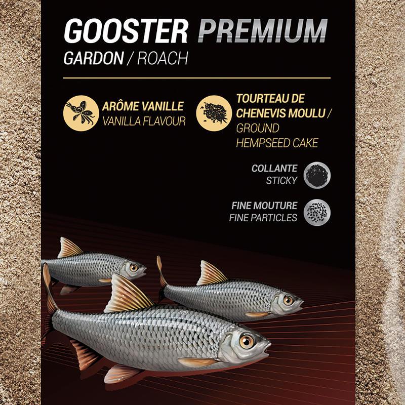 GOOSTER PREMIUM ROACH BAIT 4.75 kg