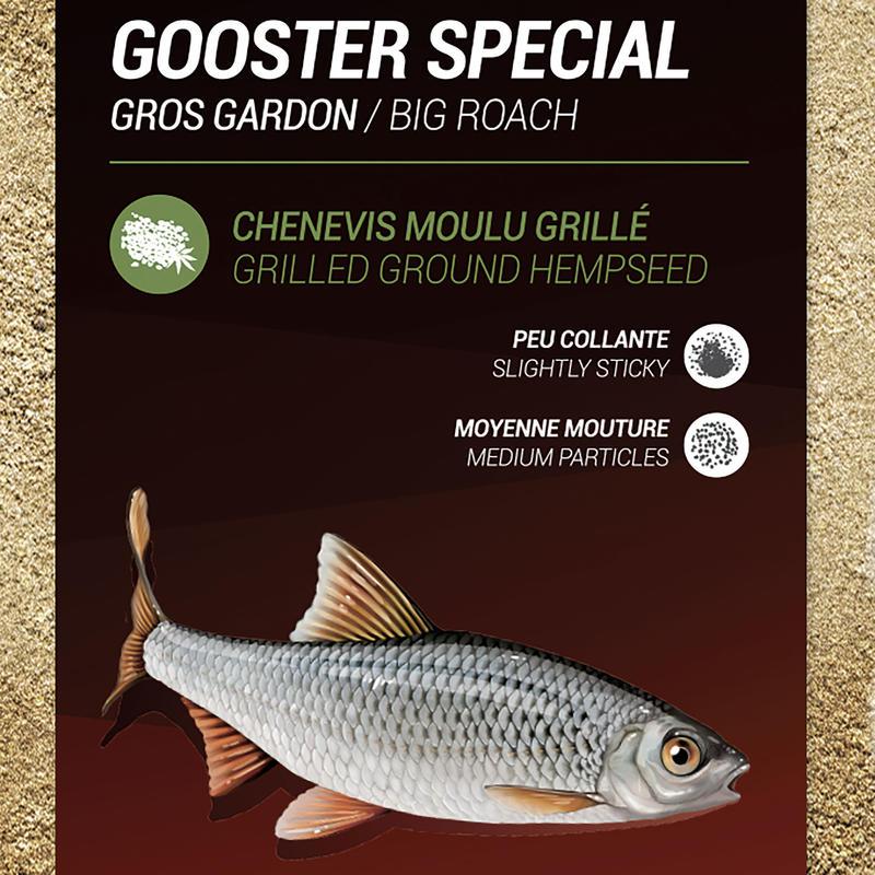 Gooster Special Big Roach Bait 4.75kg