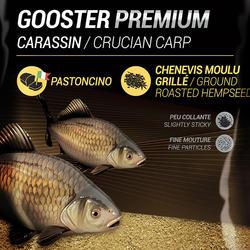 AMORCE GOOSTER PREMIUM CARASSIN JAUNE 1kg