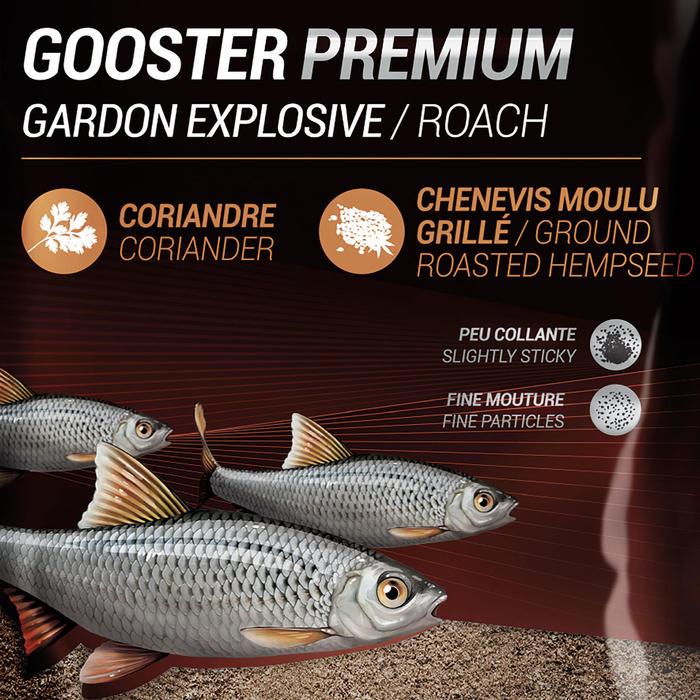 AMORCE GOOSTER PREMIUM GARDON EXPLOSIVE 1kg