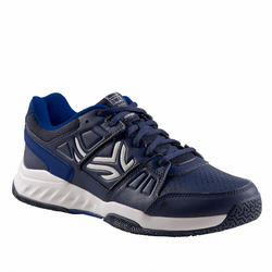 Men's Multi-Court Tennis Shoes TS160 - Navy