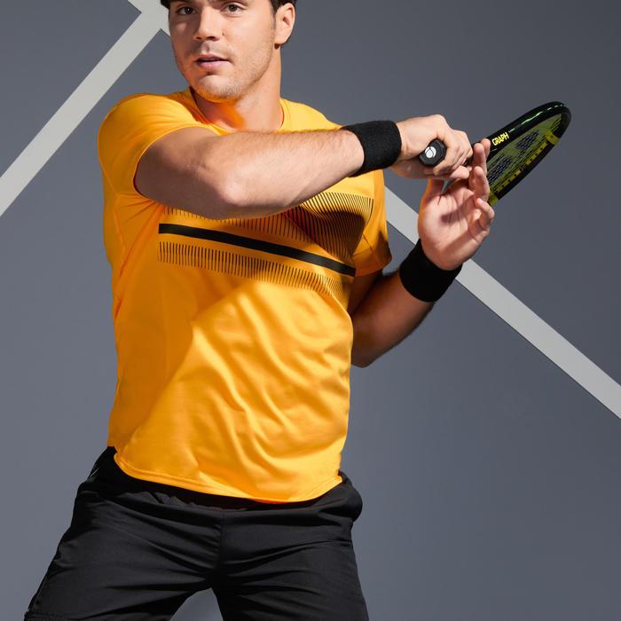 Men's Tennis T-Shirt TTS100 - Yellow