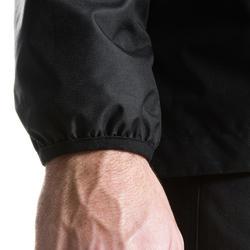 COUPE VENT SMOCKTOP DE RUGBY OFFLOAD ADULTE NOIR