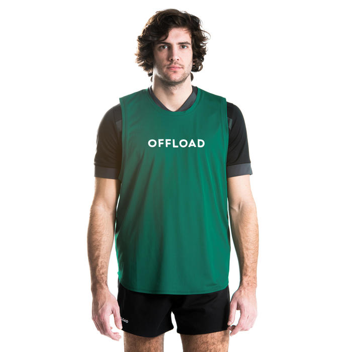 CHASUBLE R100 RUGBY VERT
