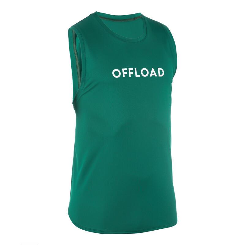 Rugbyhesje R100 groen