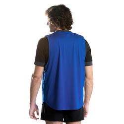 CHASUBLE R100 RUGBY BLEU