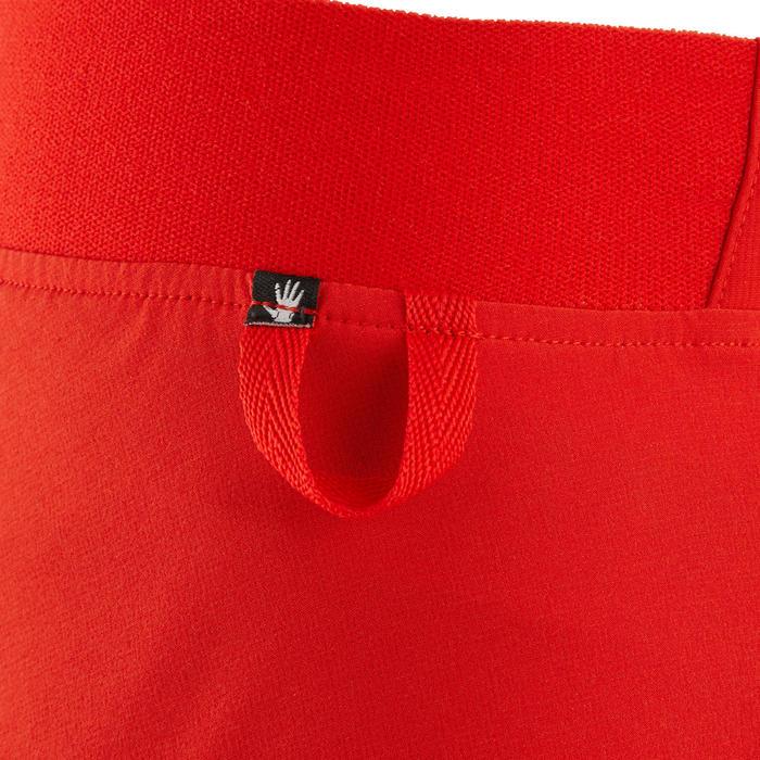 Kurze Radhose MTB ST 500 Herren rot