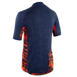 MTB shirt heren ST 500 blauw