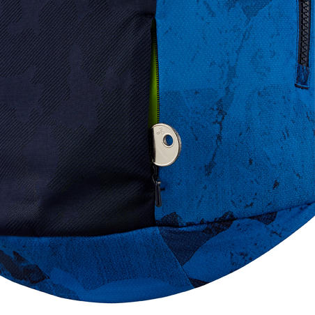 Джерсі 500 MTB для велопорту - Синє/Жовте