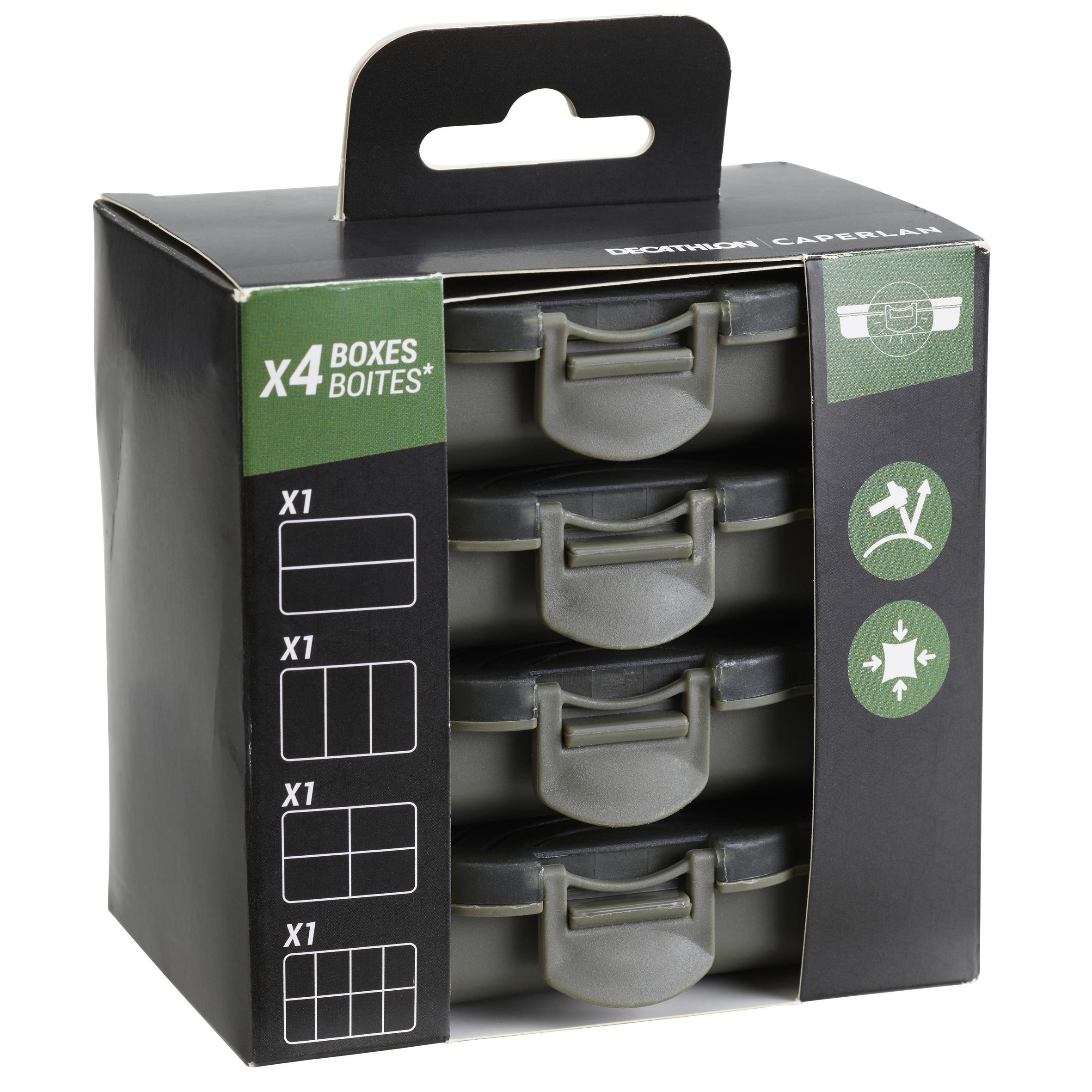 4 cutii cu accesorii