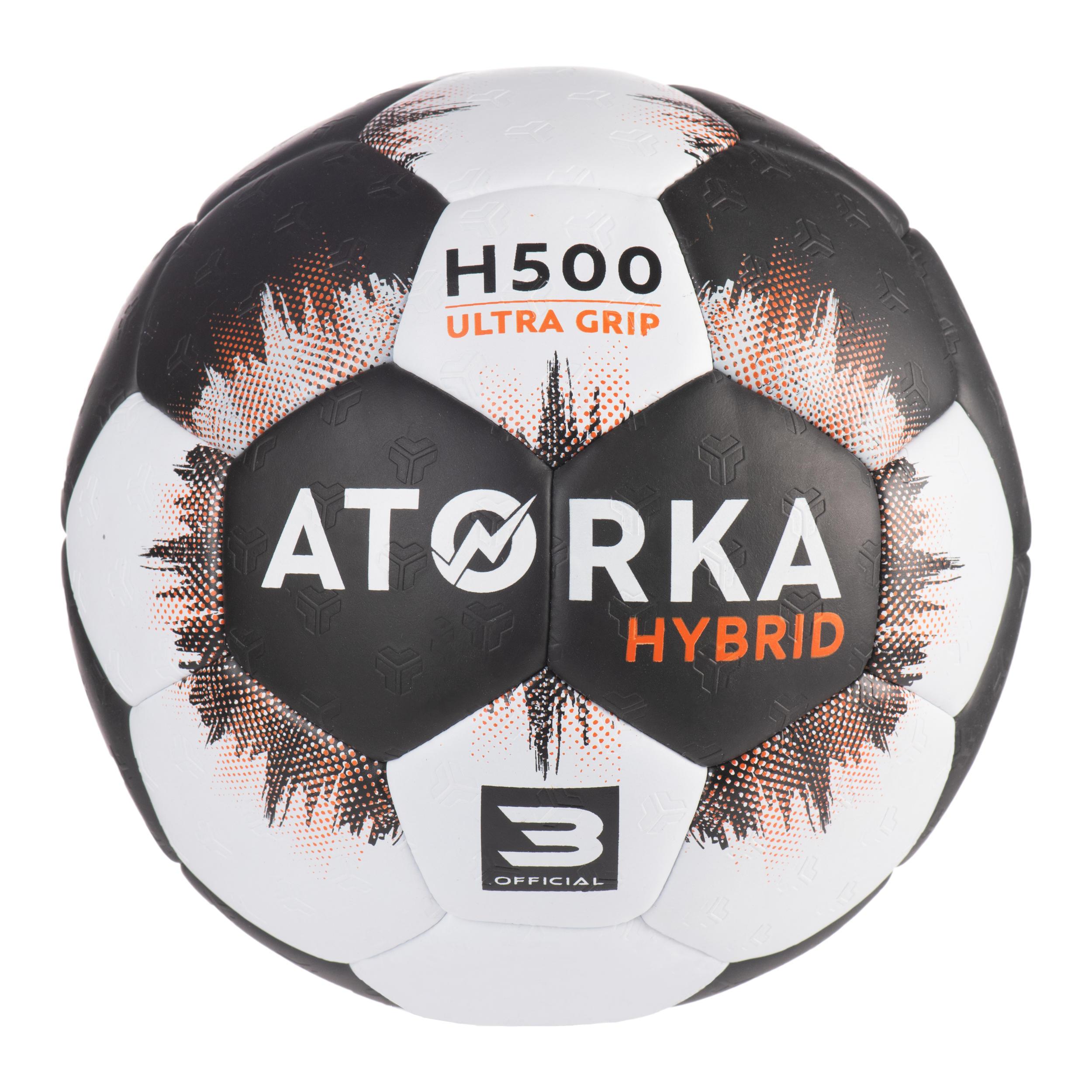 Minge Handbal H500 Mărimea 3 la Reducere poza