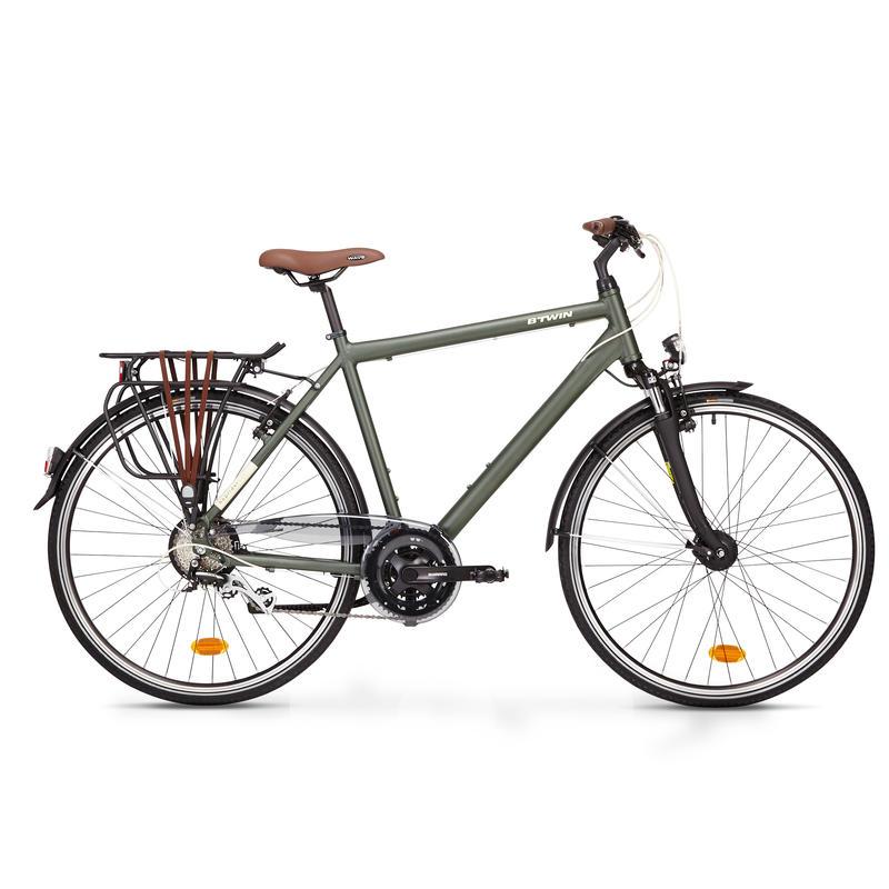 Artikel klicken und genauer betrachten! - Für regelmäßige Fahrten in und außerhalb der Stadt. Das Fahrrad ist für Strecken über 10km konzipiert. | im Online Shop kaufen