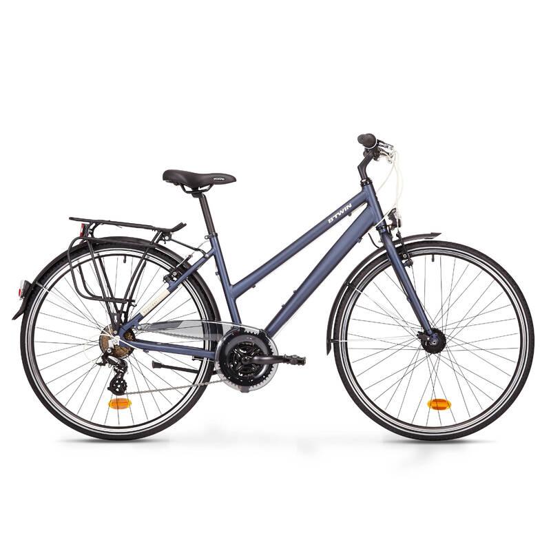 MĚSTSKÁ KOLA NA DLOUHOU VZDÁLENOST Cyklistika - MĚSTSKÉ KOLO HOPRIDER 100 ELOPS - Jízdní kola