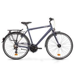 Vélo de ville longue distance à cadre haut Hoprider100