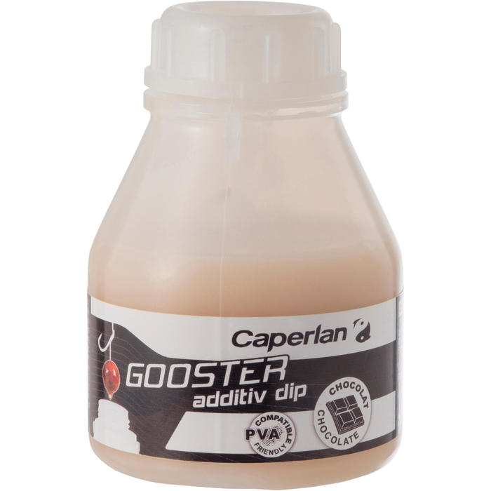 Additif PÊCHE DE LA CARPE GOOSTER ADDITIV DIP WHITECHOCO 150 ML