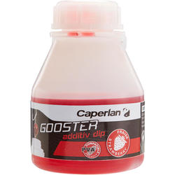 Additif pêche de la carpe GOOSTER ADDITIV DIP FRAISE 200 ML