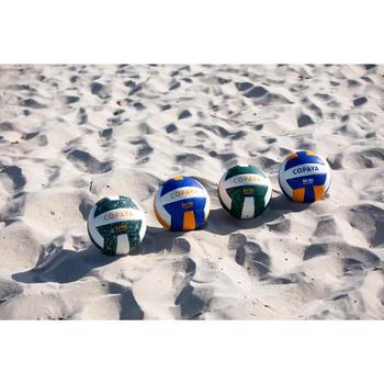 Ballon de beach-volley BVBH500 vert