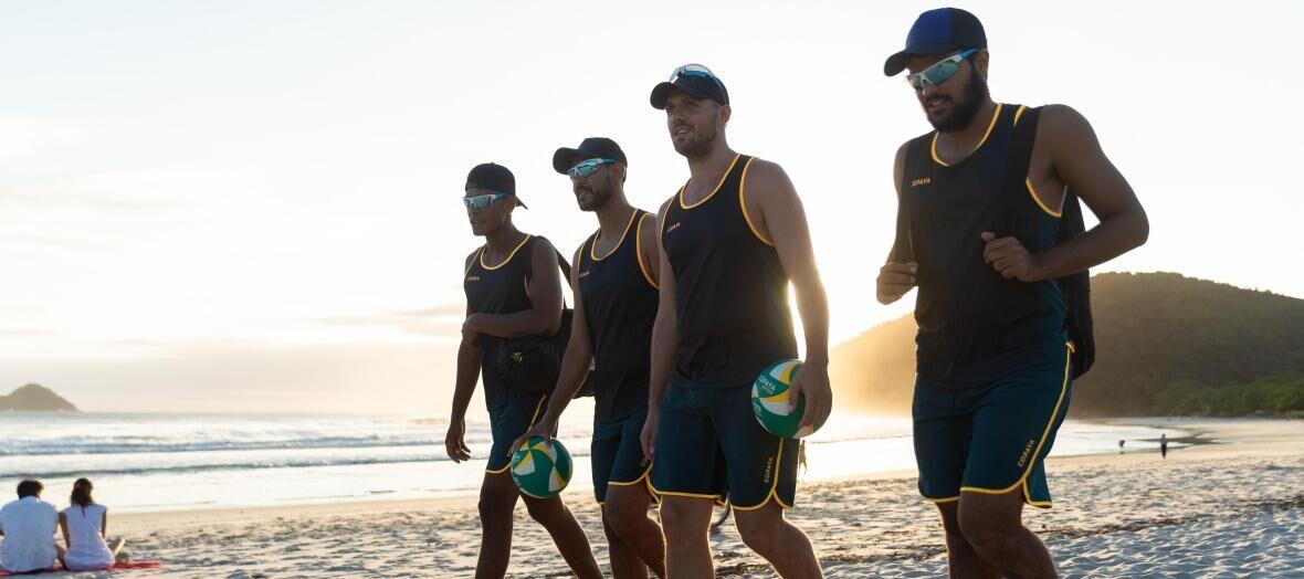 Comment bien s'équiper pour pratiquer le beach-volley?