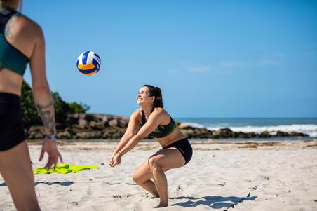 Beach Volleyball BVBH500 - Yellow