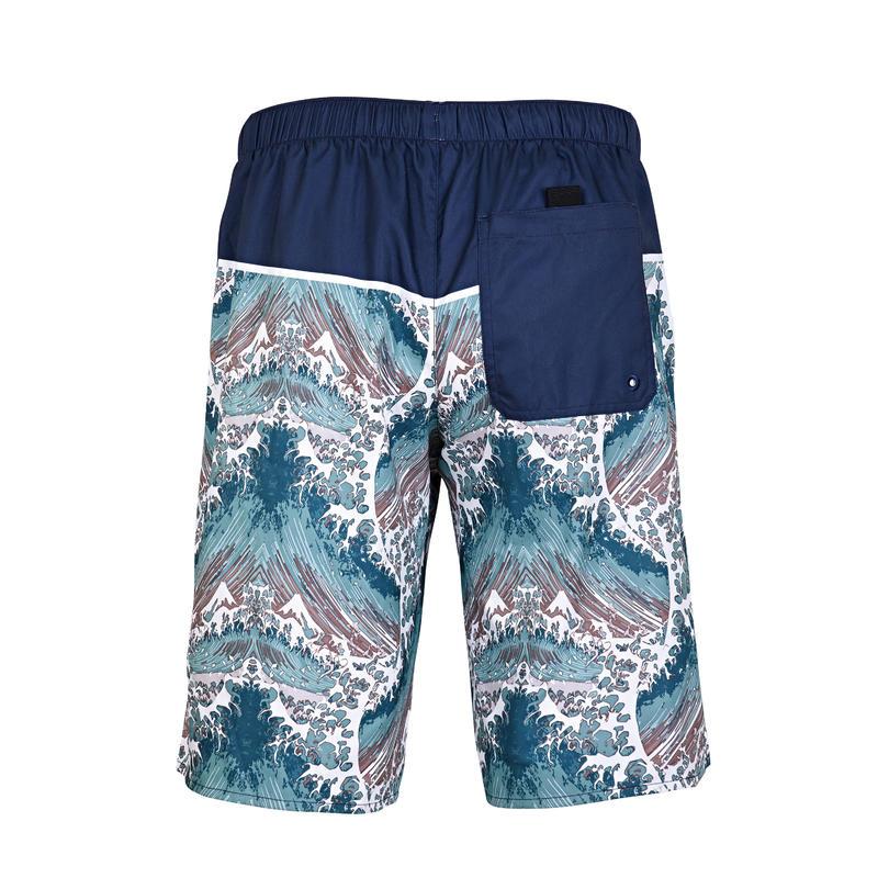 กางเกงชายหาดรุ่น CN SBS 100 (ลาย Aloe Reef Break)