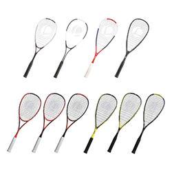 Set Digital Squash rackets Expo 2019 (10 toonmodellen en 6 testmodellen)