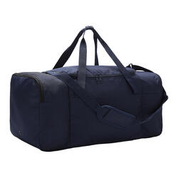 Sporttas Essentiel 75 liter marineblauw