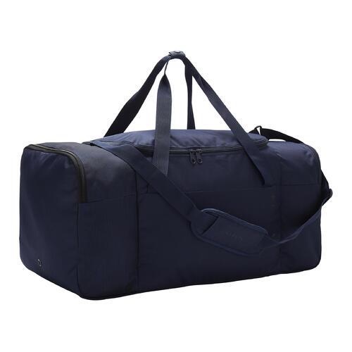 sac de sport 75 L bleu marine essentiel