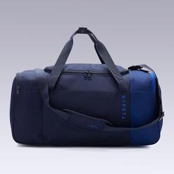 55L Sports Bag Essential - Navy Blue