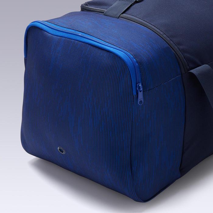 Voetbaltas / Sporttas Essentiel 55 liter marineblauw