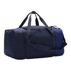 55L Sports Bag Essential - Navy Blue