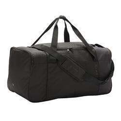 Sports Duffle Bag Essential 55L - Black