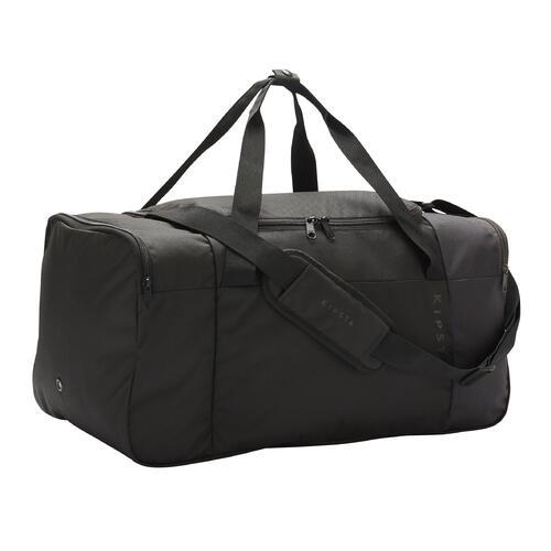 sac de sport 55 litres essentiel noir